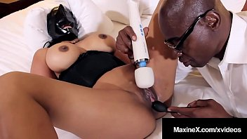 Cambodian Cougar In Hood MaxineX Mouth & Cunt Fucked By BBC!