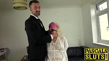 Gagged slut submits to master Pascals relentless pounding porno izle