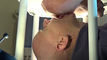 Gay ass licking mpegs - Fussknecht - the rim freak under masters ass
