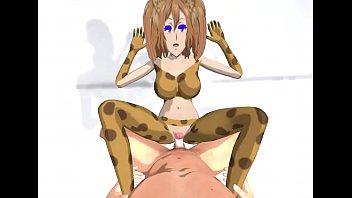 k. Bites Furry Cosplay POV Hitomi Cheetah Bunny