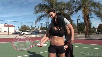 Audrey Bittoni After Tennis Fuck