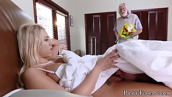 Mom teaches alex tanner first time Unpacking Stepmom