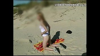 real teen nude at beach thumbnail
