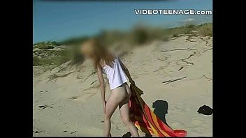 real teen nude at beach thumbnail