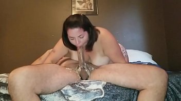 Face sat bbw Sexy bbw in extreme deepthroat face fucking