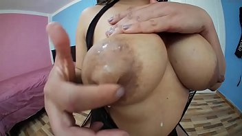 She Show Her Body And Rub Her Pussy