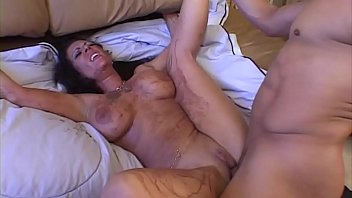 Milf, with big tits can be done horny and squeaks neat while ....