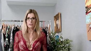 Fucking My Horny Step Mom - Cory Chase