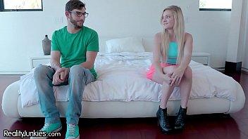 RealityJunkies Chloe Foster Wants her First BIG Dick! 7 min