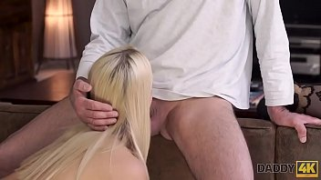 Whats bad about anal sex Daddy4k. mature guy nicely penetrates young blonde with perky tits