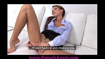 Lulu devine sex films Femaleagent agent dominates money motivated beauty