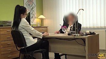 LOAN4K. Loan porn shows how modest Elis Dark becomes a whore pornhub video