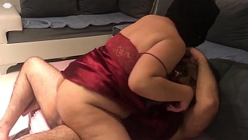 11853 SCANDAL ! CHEATING HIJAB PREGNANT WIFE FUCKED BY WORKER ! preview