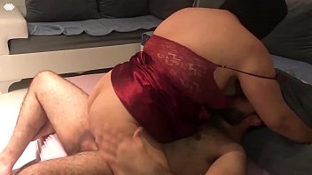 7576 SCANDAL ! CHEATING HIJAB PREGNANT WIFE FUCKED BY WORKER ! preview