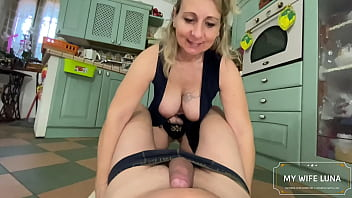My nephew fucks my pussy and fills my mouth with cum