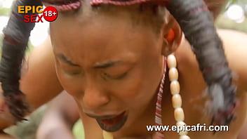 Ebony Outdoors Innocent Teen Takes Dick In Public Trailer 31 Sec