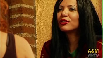 Minerva y Valeria, ninfas eróticas...