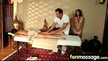 Beautiful teen pussy massage fucking 9