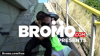 Peter One with Rosta Benecky at Ball Sweat Scene 1 - Trailer preview - Bromo