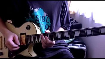 Japanese Fuckin&rsquo_ Guitar Solo !!!!!!!!!