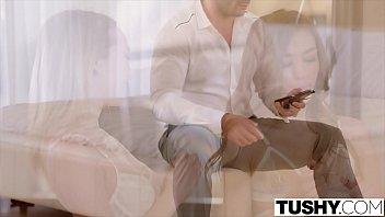 TUSHY My girlfriend and I love to gape 11 min