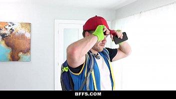 BFFS- Hot Pokemon Teens Fucked By PokemonGo Player thumbnail