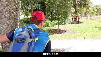 Bffs- Hot Pokemon Teens Fucked By Pokemongo Player