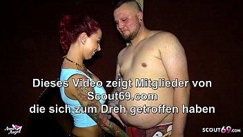 Small Dick Guy Fuck Stranger Redhead German Teen at Party