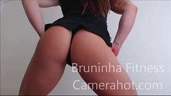 Gross upskirts Upskirt dancing - big brazilian butt lingerie