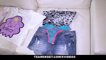 TeamSkeet - Hot Sexy Blonde Kali Roses Porn Try Out preview image