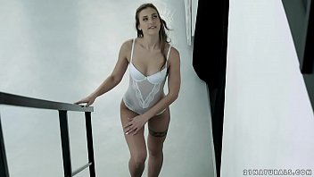 Small Titted Babe Lulu Love Rides A Dick