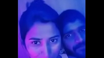Swathi naidu with boyfriend in pub