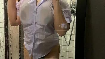 เยส สาว ไห ย่ นักเรียนม ปลาย นมใหญ่ แอบมา กับรุ่นพี่ในโรงแรม