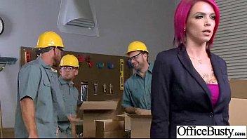(anna bell peaks) Busty Girl Enjoy Hard Sex In Office mov-07