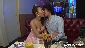JAVHUB Mai Takizawa blows one guy then screws another