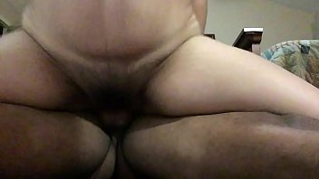 wife riding and enjoying the dick