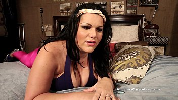 The best bbw porn sites - Angelina castro gets massive facial cumshot after workout