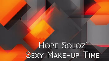 Hope Soloz Sexy Make-Up Time