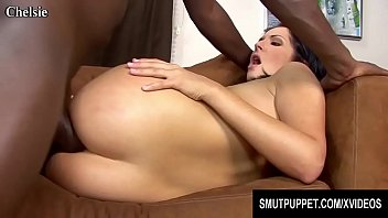 Smut Puppet - Interracial Anal Creampie Compilation Part 3