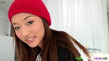 Petite asian cocklovers pretty face cumshot porno izle