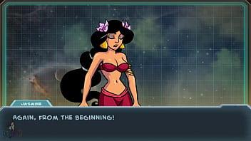 Akabur's Star Channel 34 Part 18 Jasmine Trains Hermoine