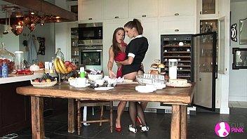 Image: Lesbian Seduces her Maid - Viv Thomas HD