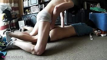 Twink home alone got tied and dominated by a masked intruder 14分钟
