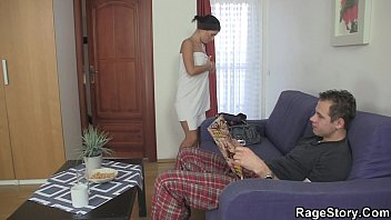 f. blowjob and fuck after shower porno izle