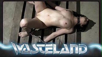 Interracial Lesdom BDSM Play With Submissive Ebony Slave