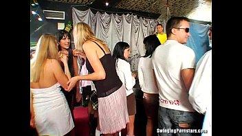 Lesbian sex erotic club Erotic club bitches have hardcore fun