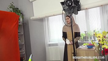 A Muslim cleaning lady was punished for failing to complete the task 8 min