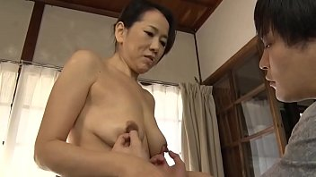 japanese mom makes son practice sex thumbnail