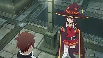 Konosuba cap&iacute_tulo 3 Anime