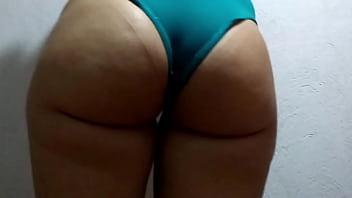 Gostosa De Calcinha Verde Esposa